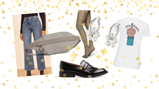 Outfit Inspiration für Silvester / Fair Fashion